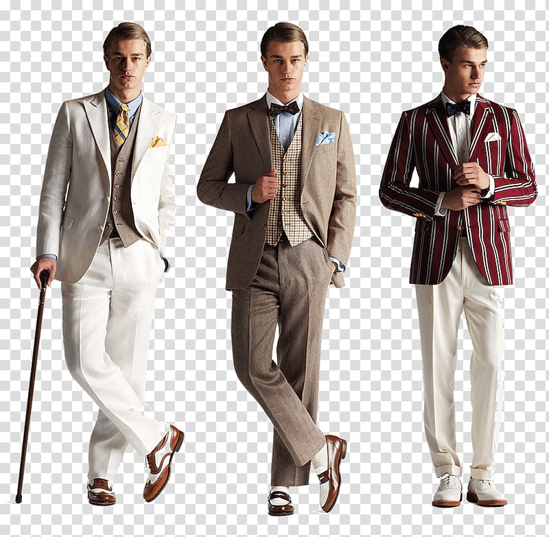 1920s Fashion Clothing The Great Gatsby 1930s, suit.