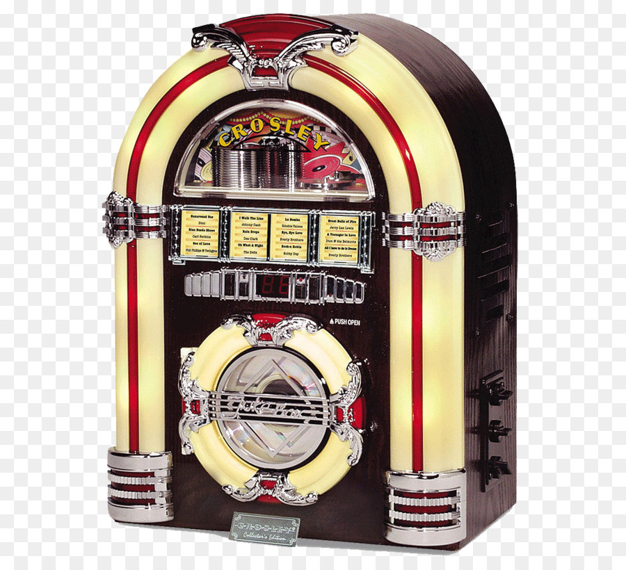 1940s inventions jukebox clipart Jukebox 1940s 1950s clipart.