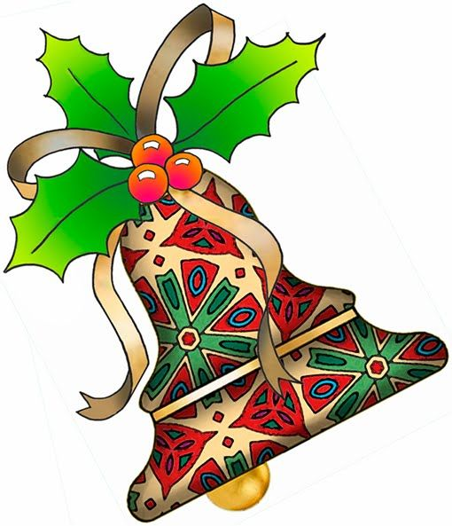 Christmas Music Clipart.