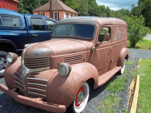 Similiar 1946 Dodge Panel Truck Keywords.