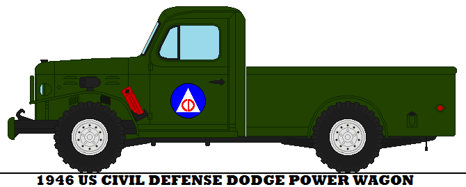 1946 US Civil Defense Dodge Power Wagon by mcspyder1 on DeviantArt.