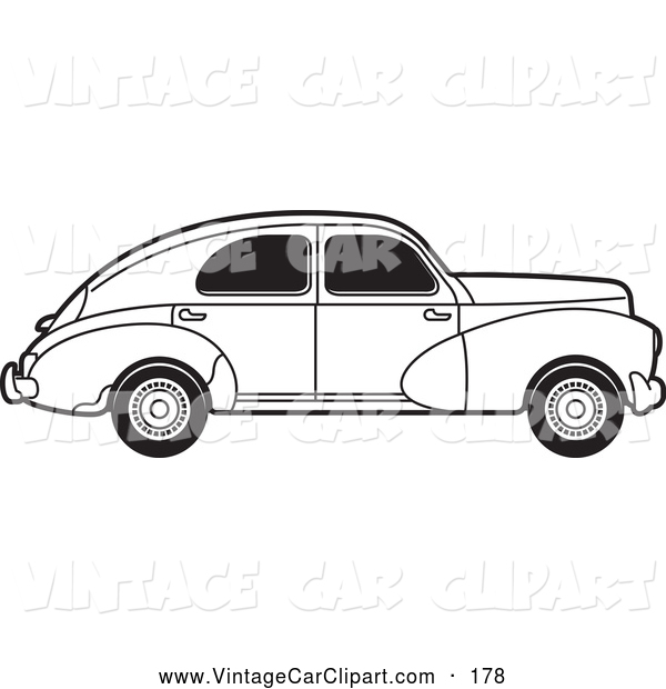 1948 plymouth clipart.