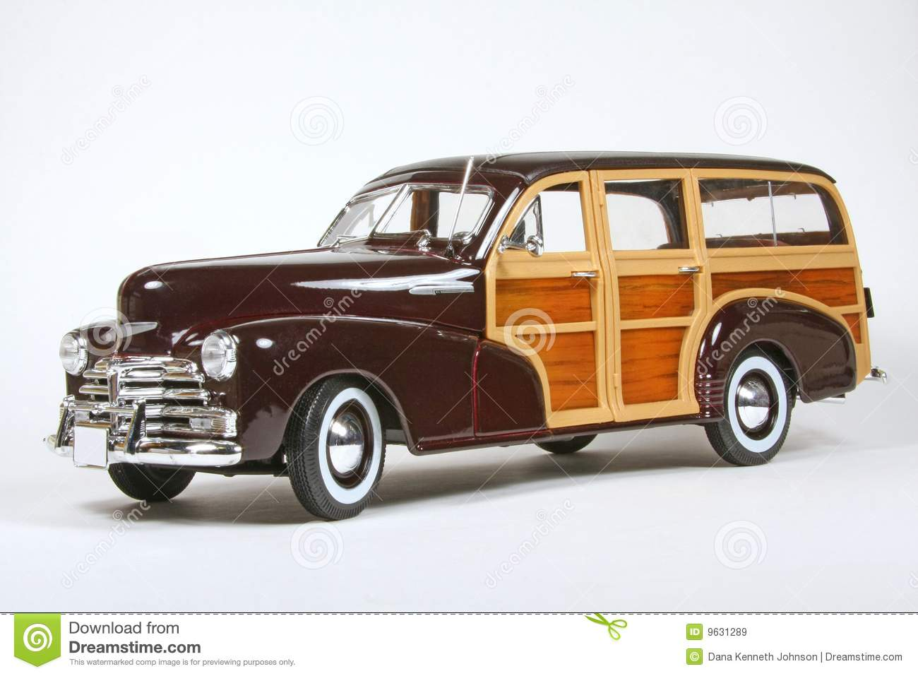 Chevrolet Fleetmaster 1948 Royalty Free Stock Images.