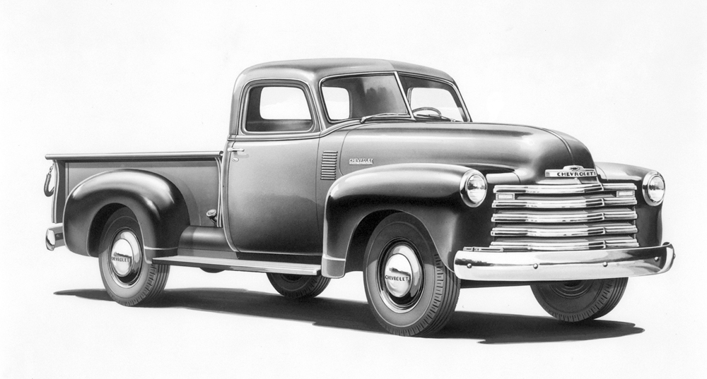 1948 To 1976 Chevrolet Trucks #IsQ2hc.