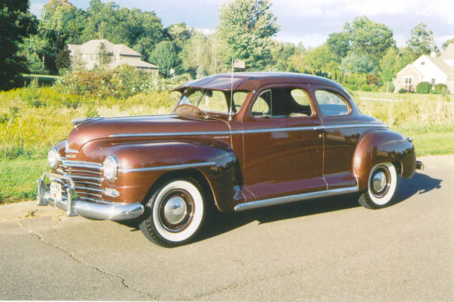 Tucker Car For Sale >> 1948 plymouth clipart - Clipground