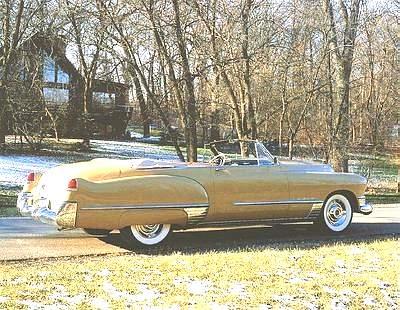 من الماضي إلى الحاضر The Cadillac from 1903 to 1949.