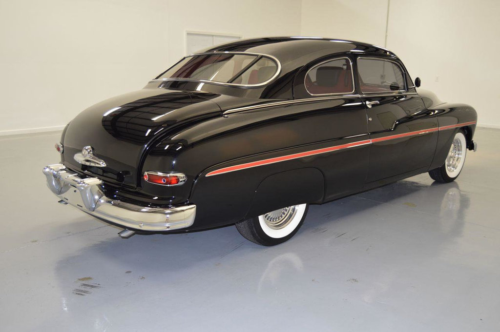 1949 Used Mercury Custom Sedan at DC Classic Cars East Serving.