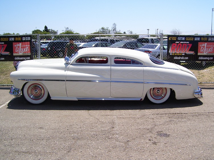 Similiar Lincoln Tail Lights 49 Mercury Lead Sled Keywords.