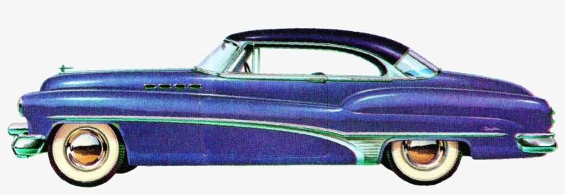 Vintage Buick Car Clipart Downloads Png.