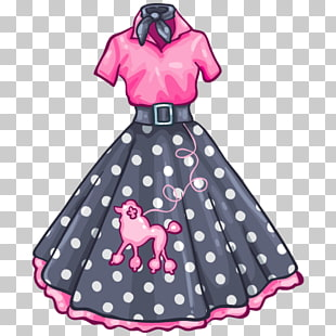 127 1950s Fashion PNG cliparts for free download.