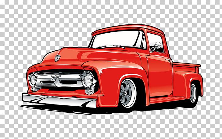 Pickup truck Ford F.