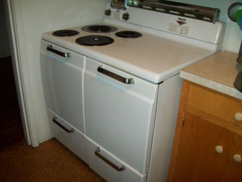 1950\'s VINTAGE HOTPOINT ELECTRIC STOVE in 2019.