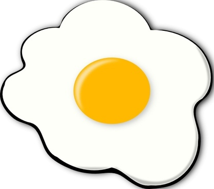 Sunny side up egg free vector download (3,167 Free vector.