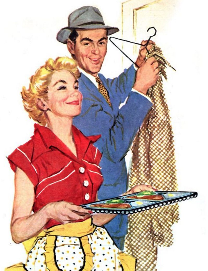 This 1955 \'Good House Wife\'s Guide\' Explains How Wives.