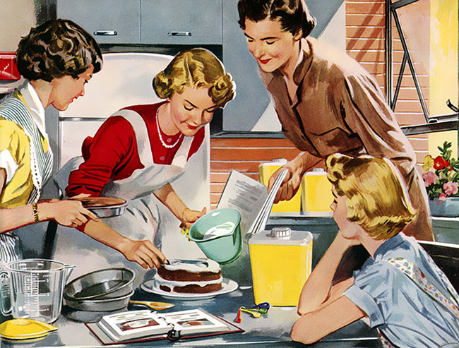 7 Myths About Housewives, Debunked.
