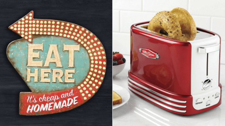 These 12 Vintage Items Turn Your Kitchen into a Quaint.