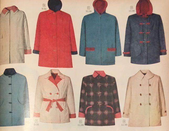 1950s Teenage girl coats and jackets in 2019.
