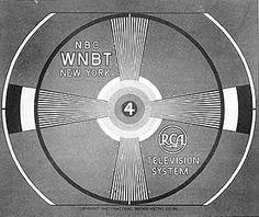 Old Tv Test Patterns.