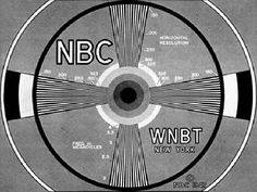 TV Test Patterns and Slates.