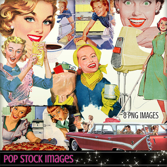 1950s advertising clipart 20 free Cliparts | Download ...