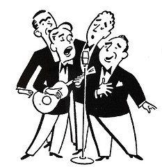 1950s Clipart.