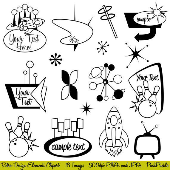 Free 1950s Cliparts, Download Free Clip Art, Free Clip Art.