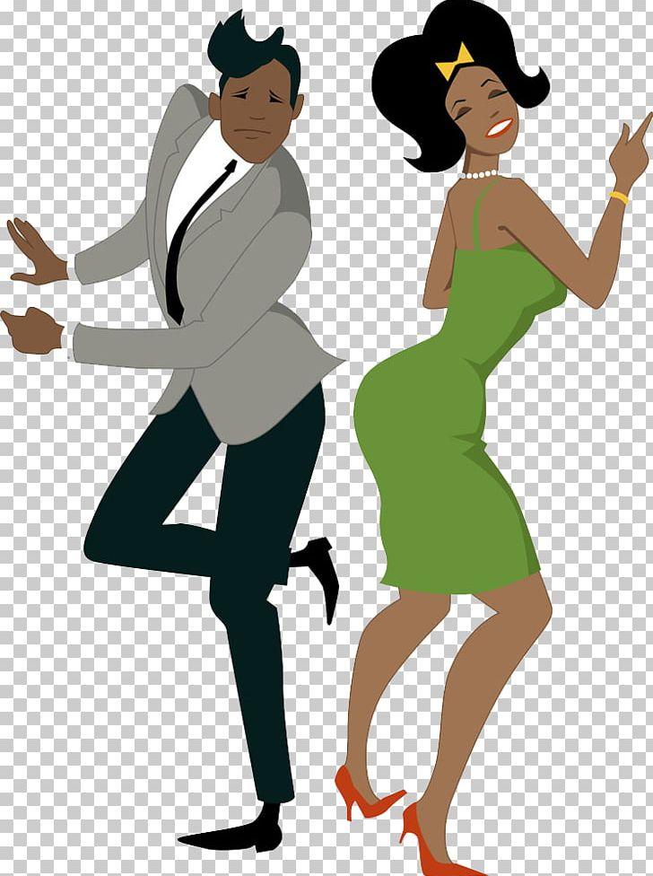 1960s 1950s Dance Twist PNG, Clipart, 1960s, Arm, Cartoon.