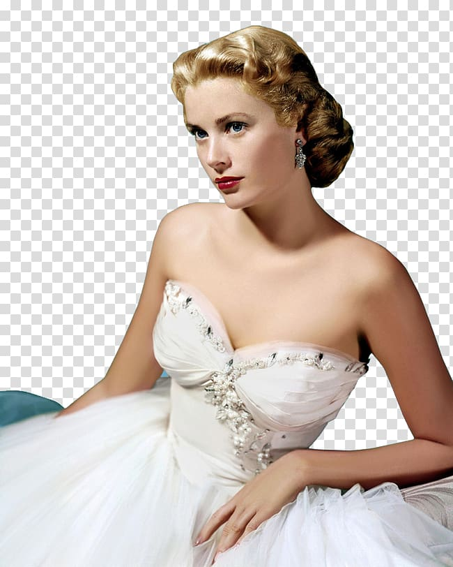 Grace Kelly 1950s Hairstyle Long hair Beauty, goddess.