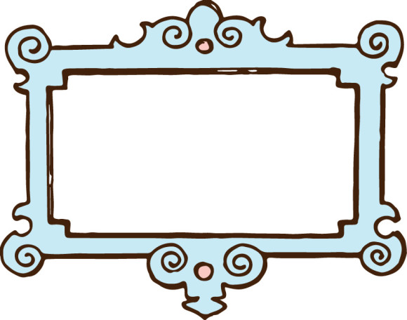 1950s page frames clipart clipart images gallery for free.