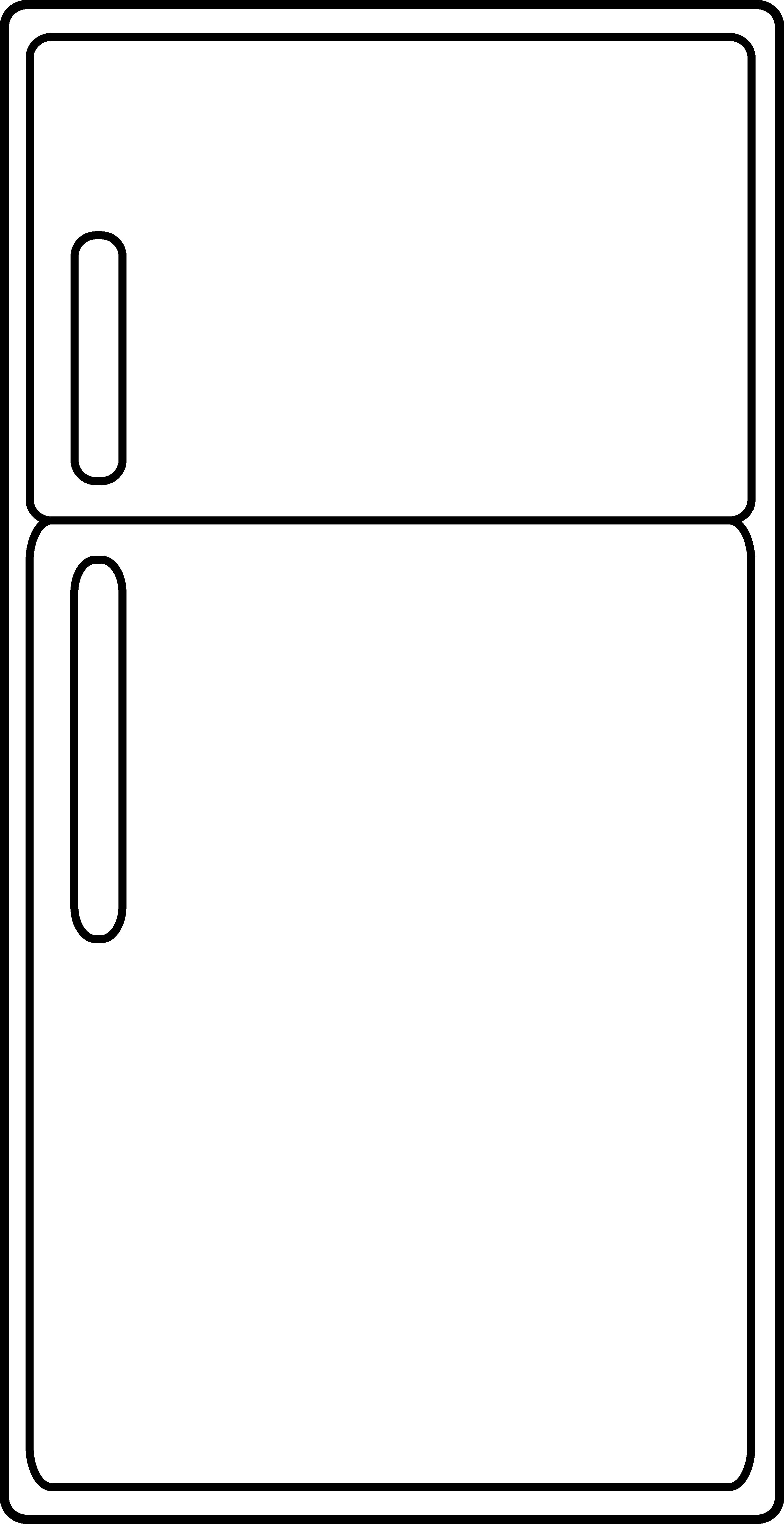 Free Vintage Refrigerator Cliparts, Download Free Clip Art.