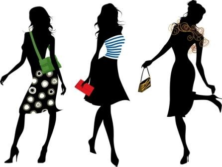 1950s sassy girls clipart clipart images gallery for free.