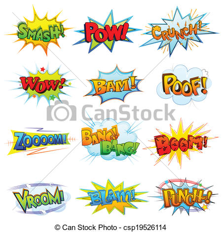 Comic Illustrations and Clip Art. 232,982 Comic royalty free.