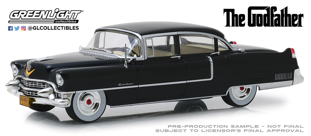 Cadillac Fleetwood Serie 60 (1955) The Godfather \'72.
