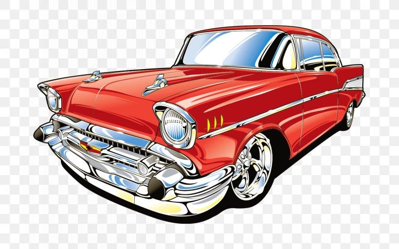 Chevrolet Bel Air 1955 Chevrolet Car Clip Art, PNG.