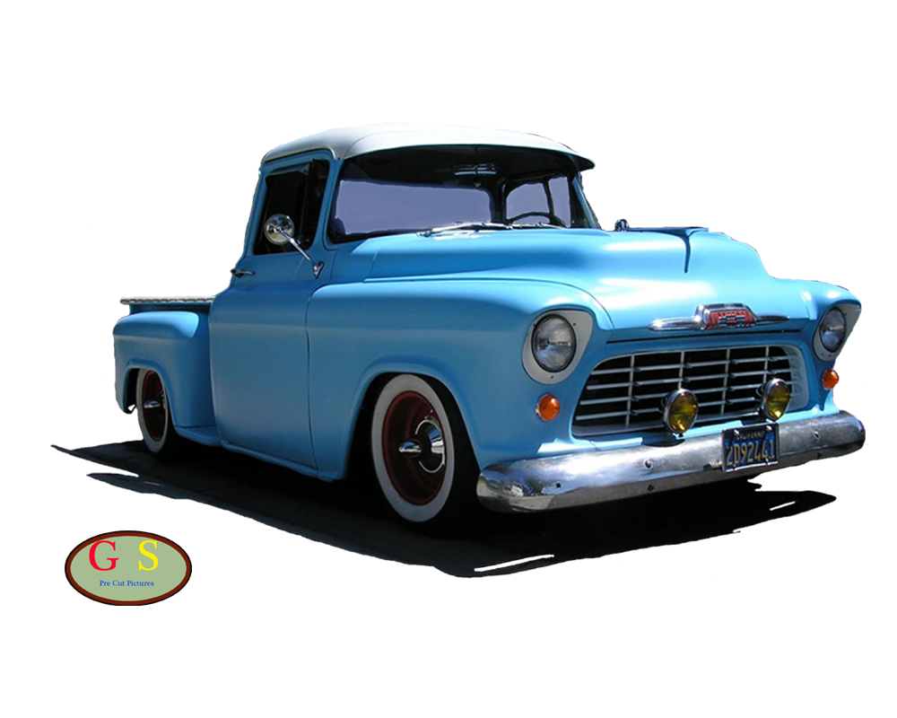 1955 Chevrolet Pickup truck Car Chevrolet Silverado.