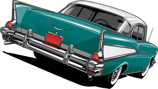 Chevy Car Clipart.