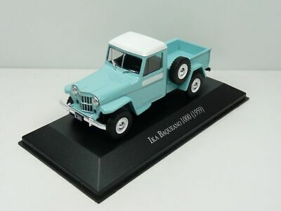 Willys pickup.