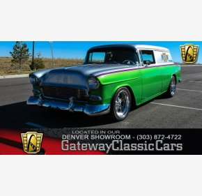 1955 Chevrolet Sedan Delivery Classics for Sale.