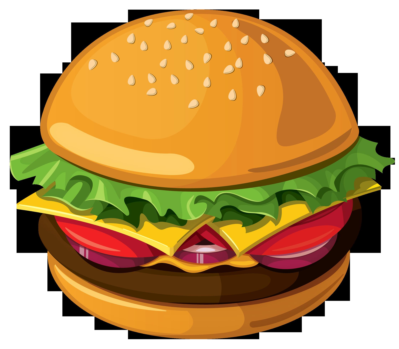 Hamburger Fast food Cheeseburger Breakfast French fries.
