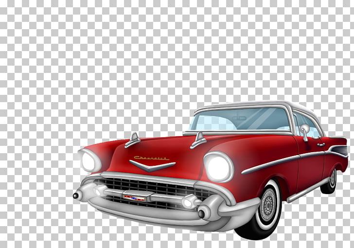 1957 Chevrolet Model car Motor vehicle Automotive design.