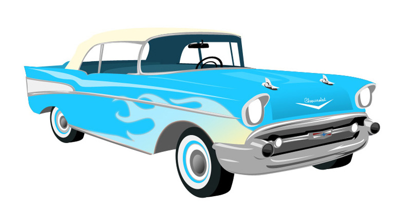 1957 clipart - Clipground