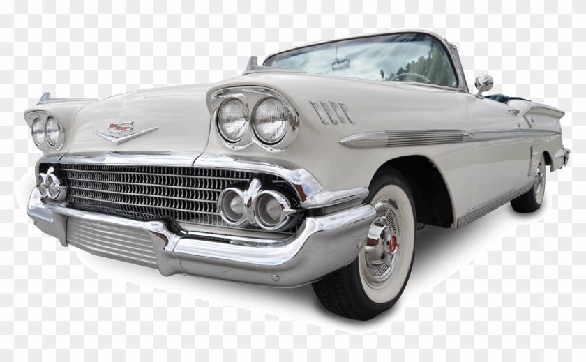 1958 Chevy Impala Fr.
