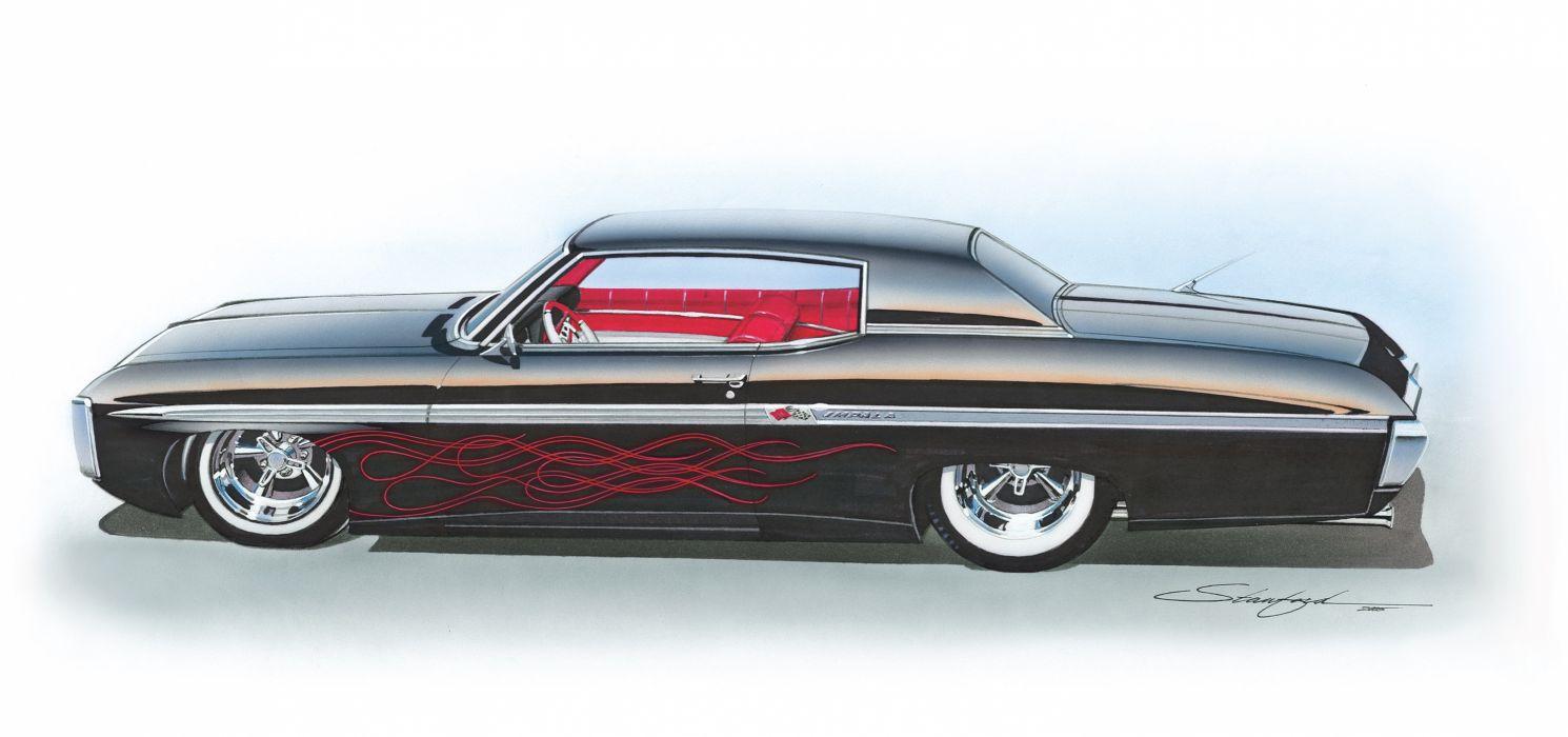 Cars clipart impala, Cars impala Transparent FREE for.
