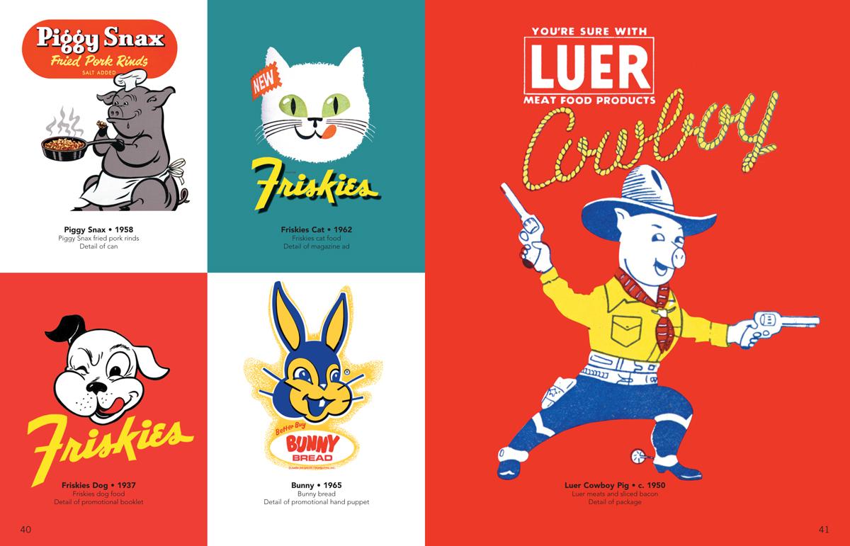 The Nostalgic, Vibrant World of Advertising Mascots.