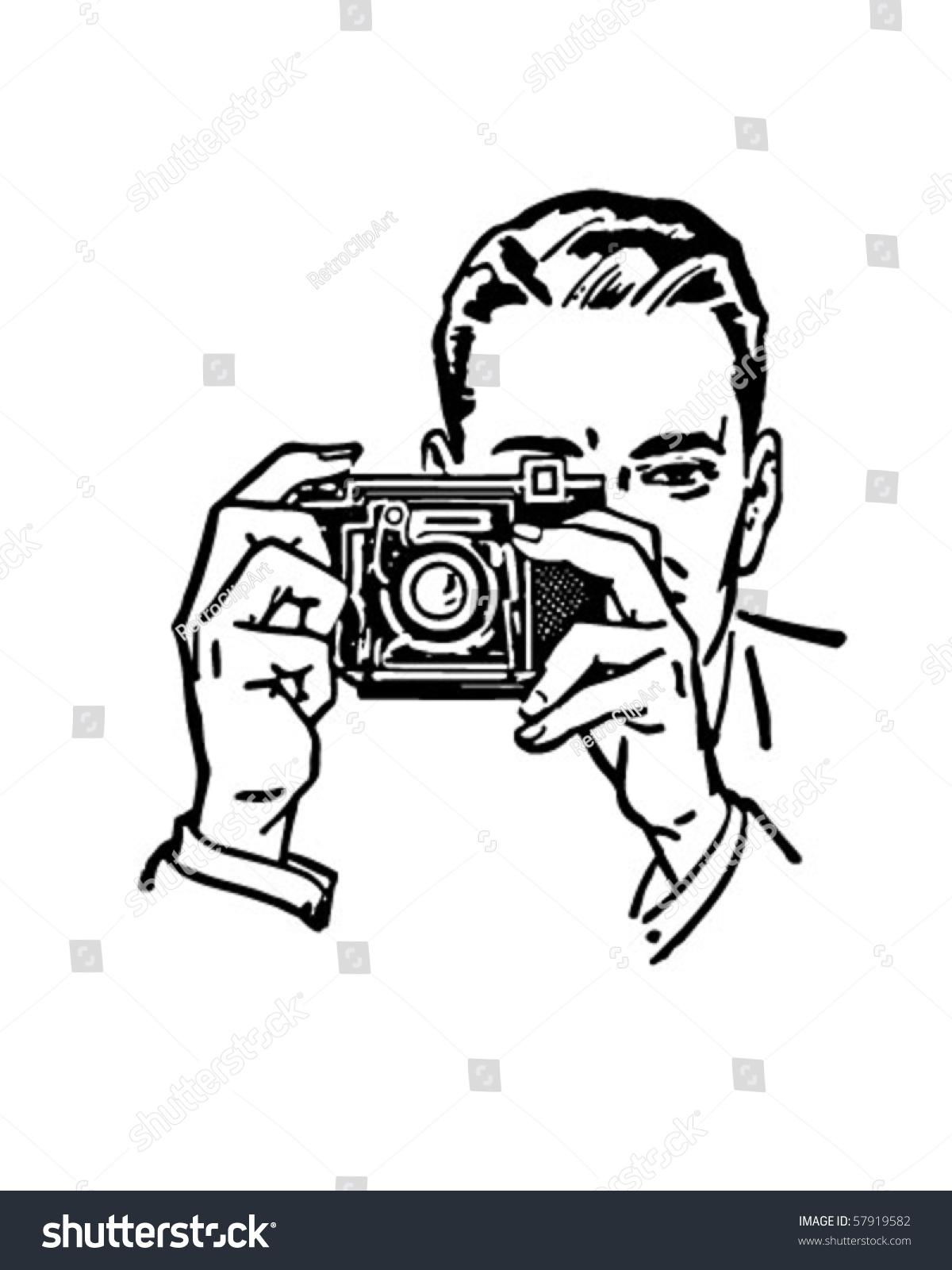 Man With Camera.