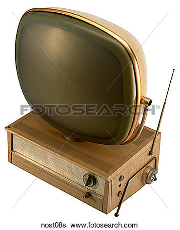 Stock Images of Maker: Philco Corp. Model: Predicta Year: 1958 3/4.