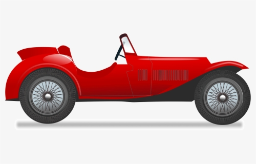 Free Vintage Car Clip Art with No Background , Page 2.
