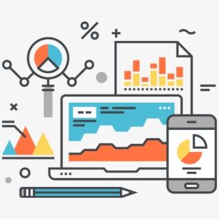 Statistics Clipart Marketer.