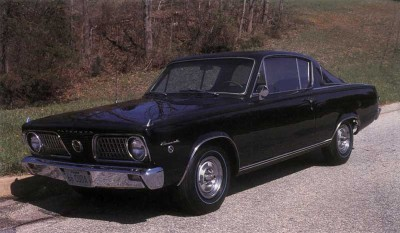 1965 and 1966 Plymouth Barracuda 273 Specs.