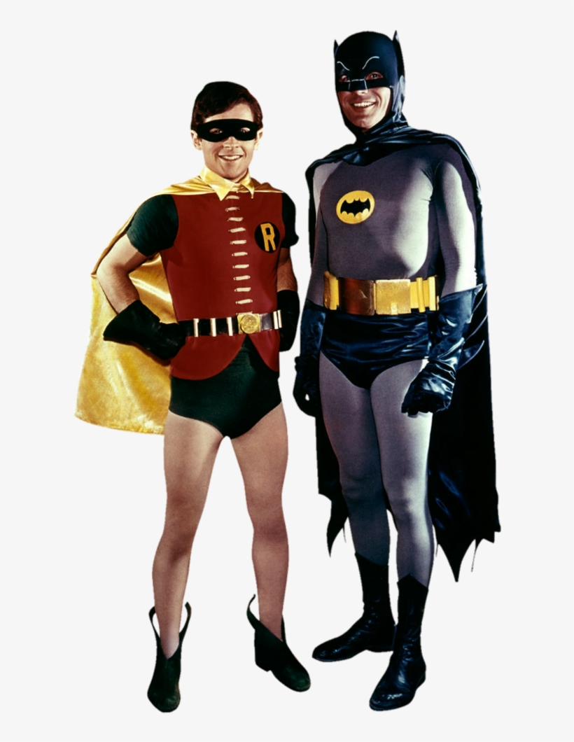Batman Clipart 1966 Transparent.